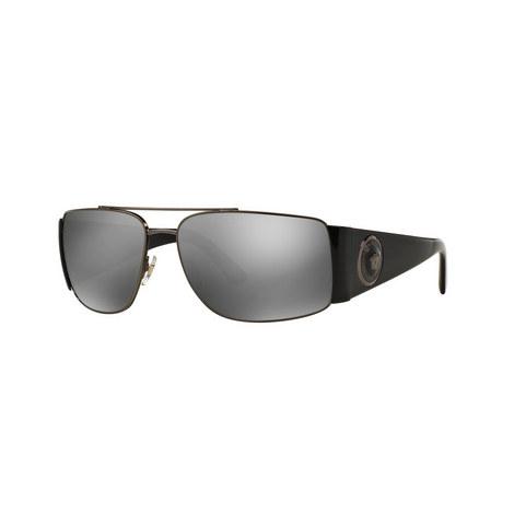Rectangle Sunglasses VE2163, ${color}