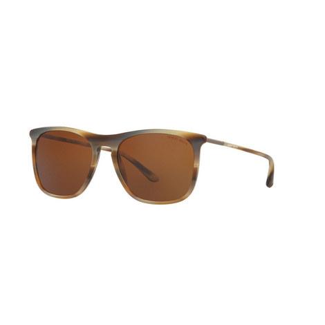 Square Sunglasses  AR8076, ${color}