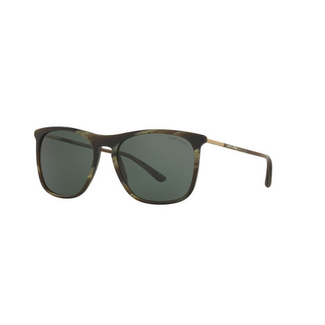 Square Sunglasses AR8076, ${color}