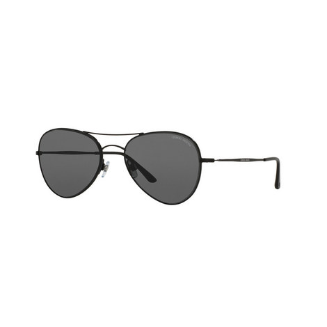 Aviator Sunglasses AR6035, ${color}
