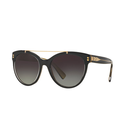 Cat Eye Sunglasses DG4280, ${color}