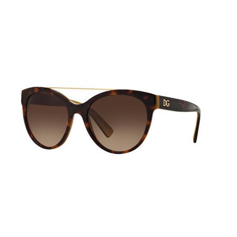 Cat Eye Sunglasses DG4280, ${color}