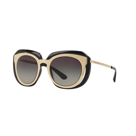 Irregular Sunglasses DG6104, ${color}