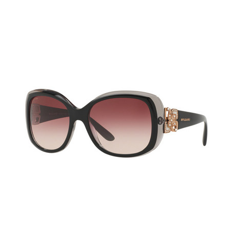 Square Crystal Sunglasses BV8172B, ${color}