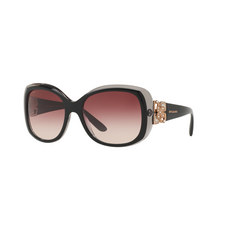 Square Crystal Sunglasses BV8172B