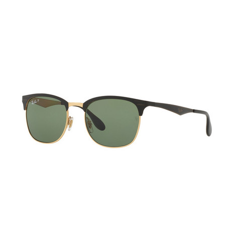 Clubmaster Sunglasses RB3538 53, ${color}