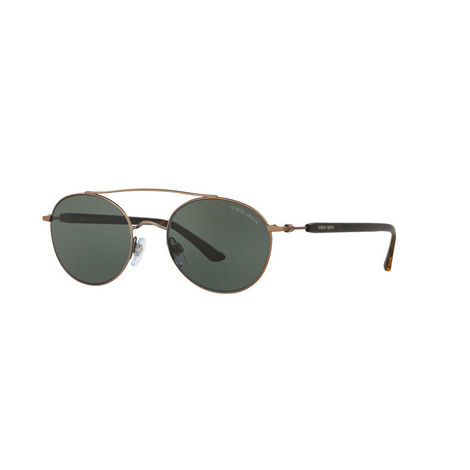 Round Sunglasses AR6038, ${color}