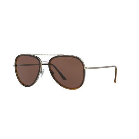 Aviator Sunglasses AR6039, ${color}