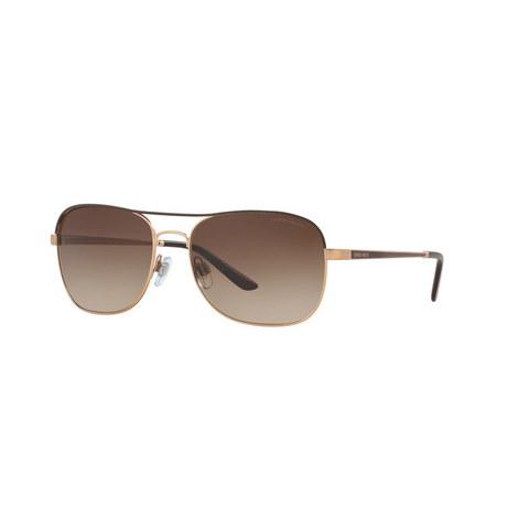 Aviator Sunglasses AR6040, ${color}