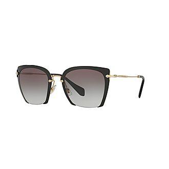 Square Sunglasses 0MU 52RS