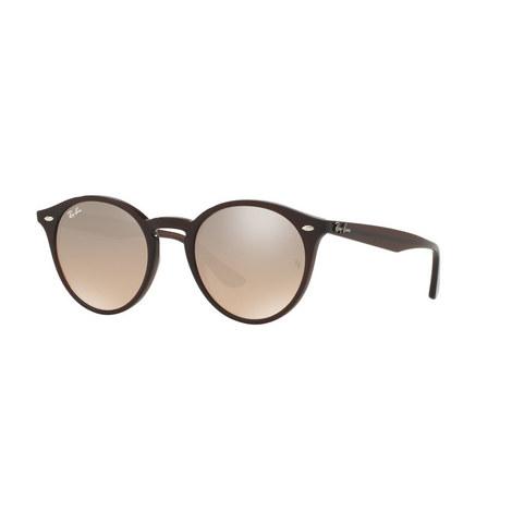Round Phantos Sunglasses RB2180, ${color}