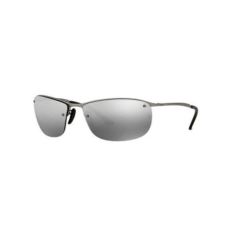 Rectangle Chromance Sunglasses RB3542, ${color}