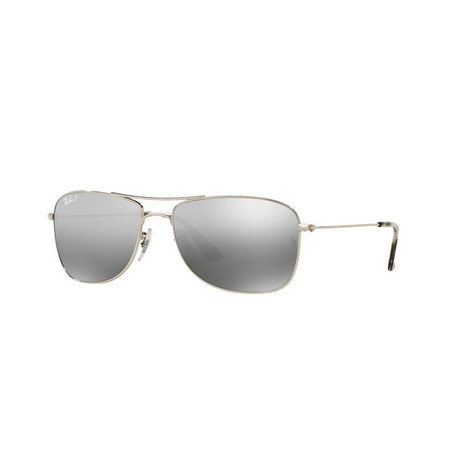 Aviator Sunglasses RB3543 Polarised, ${color}