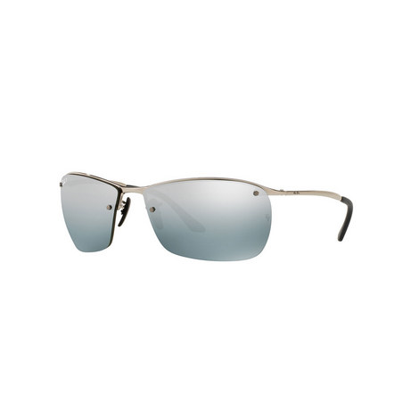 Rectangle Chromance Sunglasses RB3544 Polarised, ${color}