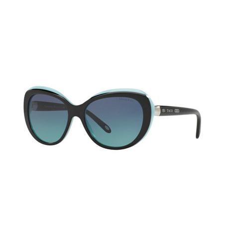 Cat Eye Sunglasses TF4122, ${color}