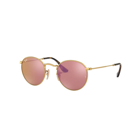 Round Sunglasses RB3447, ${color}