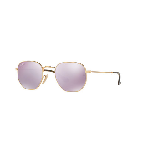 Hexagonal Sunglasses RB3548N, ${color}