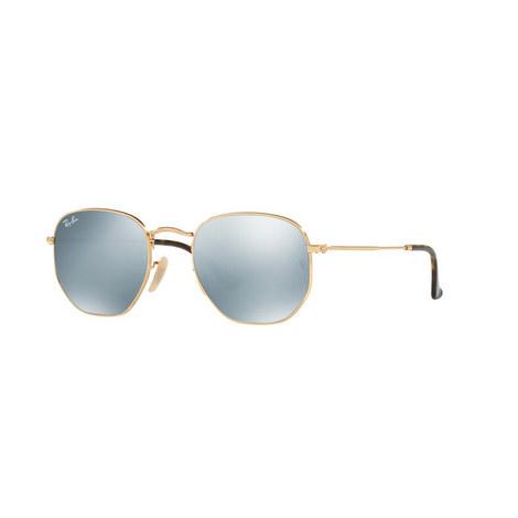 Hexagonal Sunglasses RB3548N, ${color}