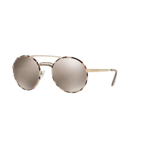 Round Sunglasses PR 51SS, ${color}