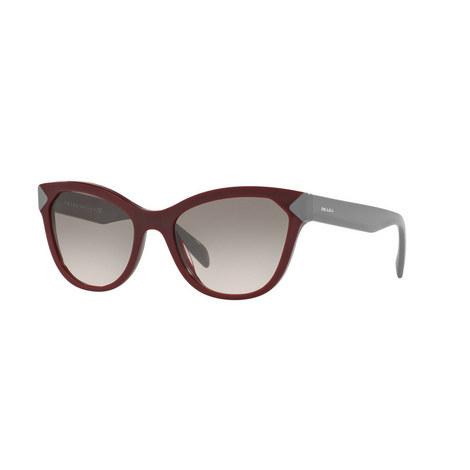 Cat Eye Sunglasses PR 21SS, ${color}