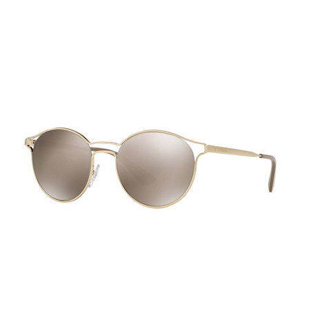Round Sunglasses 62SS, ${color}