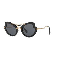 Irregular Cat's Eye Sunglasses 0MU 11RS