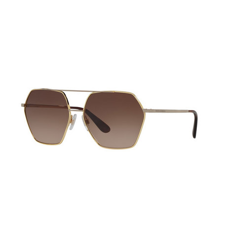 Irregular Sunglasses DG2158, ${color}