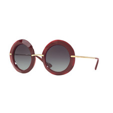 Round Sunglasses DG6105