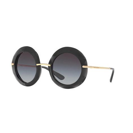 Round Sunglasses DG6106, ${color}
