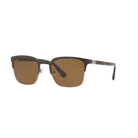 Square Sunglasses 61SS, ${color}