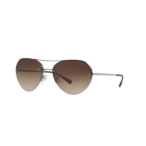 Aviator Sunglasses PS 57RS, ${color}