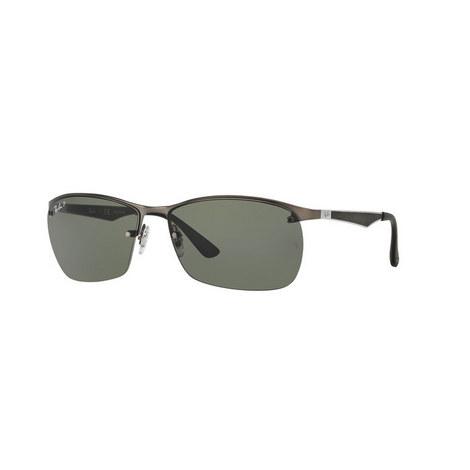 Square Sunglasses RB3550, ${color}