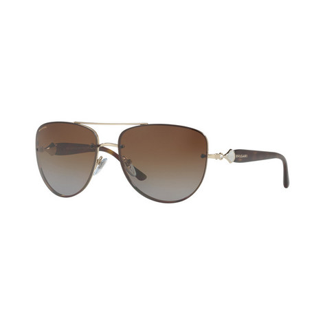 Aviator Sunglasses BV6086B, ${color}