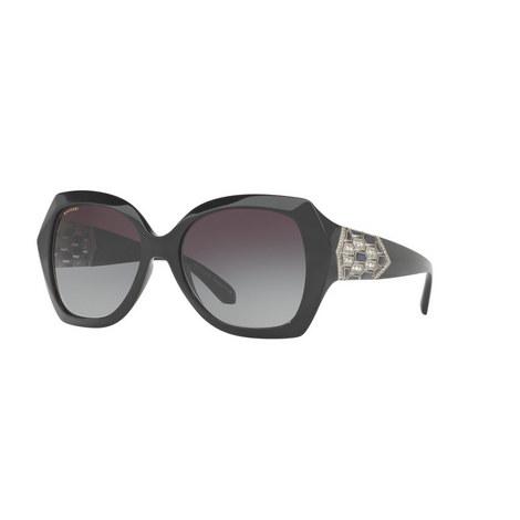 Oversized Sunglasses BV8182B, ${color}