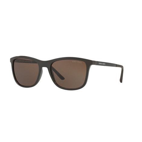 Square Sunglasses AR8087, ${color}