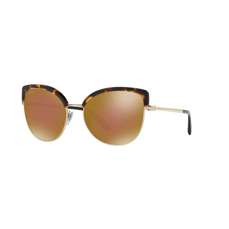Cat Eye Sunglasses BV6082, ${color}