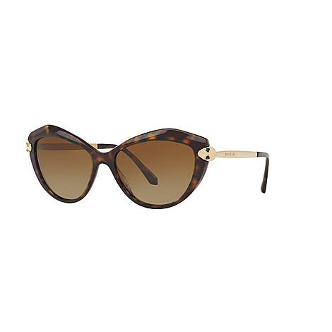 Cat Eye Sunglasses 0BV8186KB, ${color}