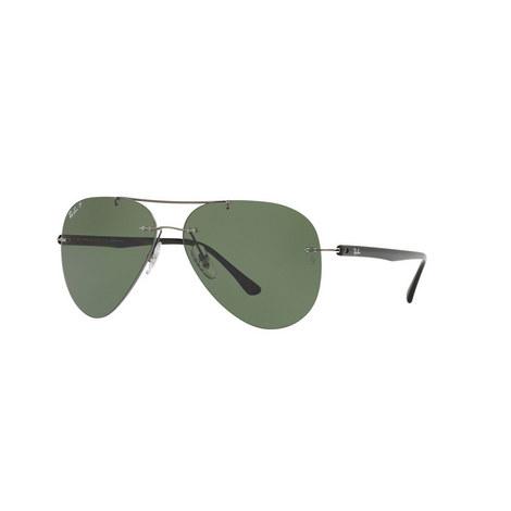 Pilot Sunglasses RB8058, ${color}