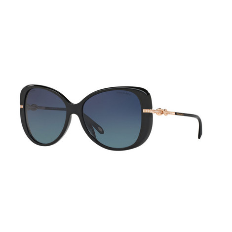 Butterfly Sunglasses TF4126B Polarised, ${color}