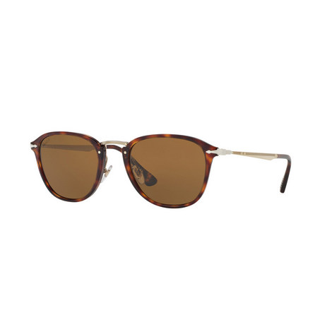 Rectangle Sunglasses PO3165S, ${color}
