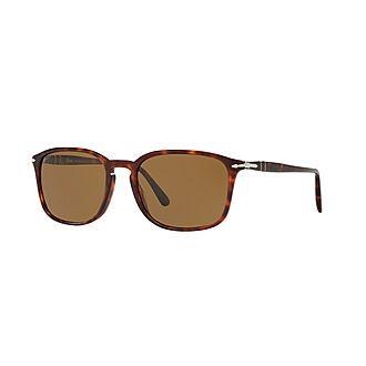 Rectangle Sunglasses PO3158S