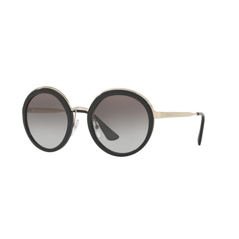 Oversized Round Sunglasses PR50TS, ${color}