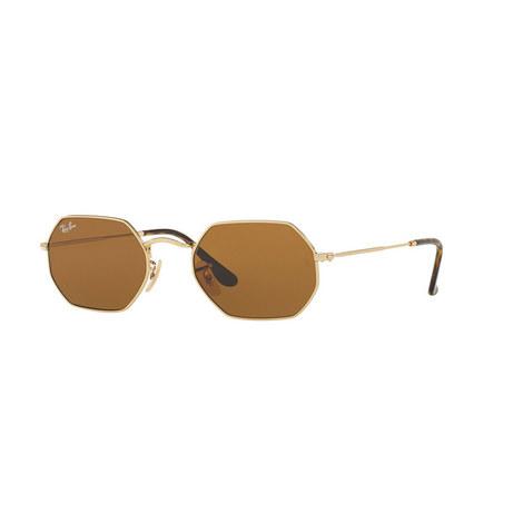 Irregular Octagon Sunglasses RB3556N, ${color}