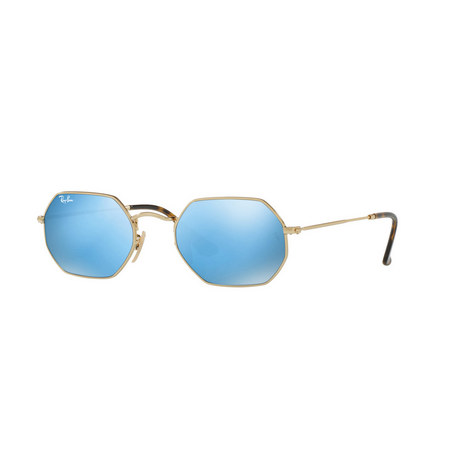 Irregular Octagon Sunglasses RB3556N, ${color}