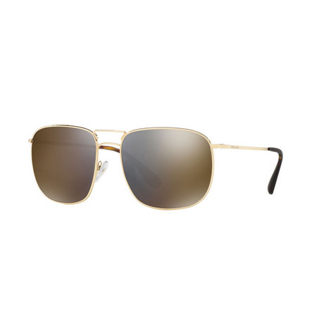 Gold pillow PR 52TS sunglasses, ${color}