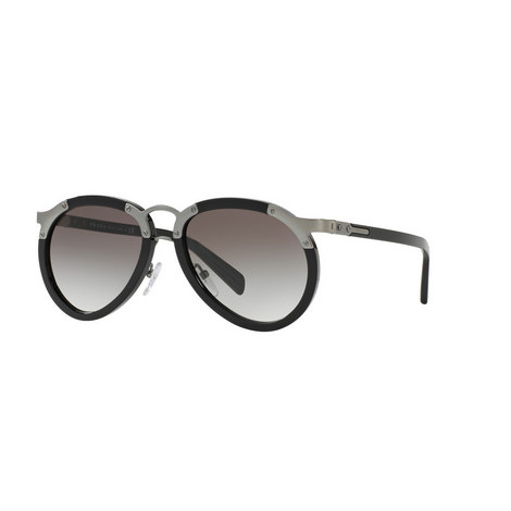 Aviator HInged Sunglasses PR01TS, ${color}