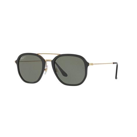Square Sunglasses RB4273 Polarised, ${color}