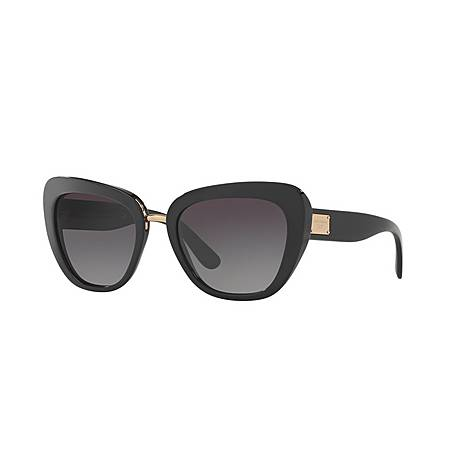 Cats Eye Sunglasses DG4296, ${color}