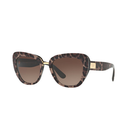 Cats Eye Sunglasses DG4296, ${color}