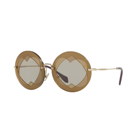 Round Sunglasses 0MU 01SS, ${color}